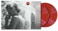 TAYLOR SWIFT FOLKLORE RED 2X VINYL NEW! MEET ME BEHIND THE MALL EXCLUSIVE LP