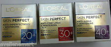 L'oreal Paris Skin Perfect  Choose from Age 20+ / Age 30+ / Age 40+  50 GM
