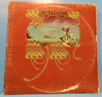YES YESSONGS VINYL 3X LP 1973 LIVE ORIGINAL PRESS NICE CONDITION! VG+/G+!!B