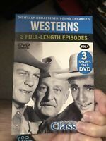 Westerns, Vol. 4 (DVD, 2004) OLD CLASSIC
