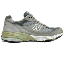 New Balance 993 Men's Size 11 D Running Shoes Gray White MR993GL Made in USA