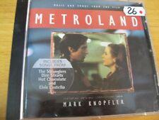 METROLAND O.S.T. CD-HDCD  MINT- MARK KNOPFLER DIRE STRAITS ELVIS COSTELLO