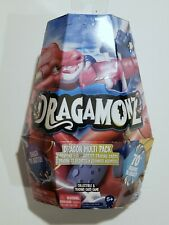 Dragamonz, Dragon Multi 3-Pack, unopened  Collectible Figure & Trading Card Game