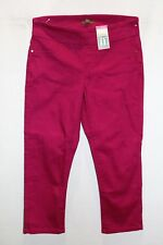 Katies Brand Women's Pink Ultimate Fit Flattens Tummy Pants Size 8 BNWT #TO56
