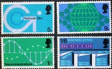 Post Office technology commemoration stamps, Elizabeth II, SG ref: 808-811, MNH