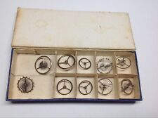 Watchmakers pocket watch Balance Wheels Lot Dans Box-Including Cylinder Balances