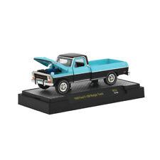 M2 Machines 32500-R54-8 Ford F-100 Ranger Camión Claro / Negro 1:64 Nuevo! °
