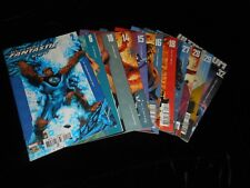 Lot Ultimate Fantastic Four Marvel Panini (11 tomes)