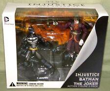DC Collectables BATMAN VS. THE JOKER 2-Pack 3.75 Inch Figure Line 2014
