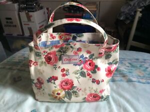 Cath Kidston - floral print bag with purse