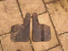 VAUXHALL FRONTERA BREAKING SPARES PARTS MUD FLAPS TYPE A. FREE POSTAGE