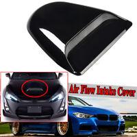 Universal Car Auto Air Flow Intake Hood Scoop Bonnet Decorative Vent Cover