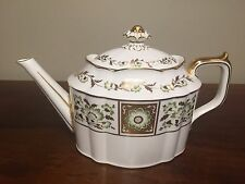 Royal Crown Derby DERBY PANEL 5-Cup Tea Pot & Lid ~ 2nd Quality