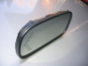 BUICK LUCERNE CADILLAC DTS LH DRIVERS SIDE MIRROR GLASS HTD TURN LIGHT 2006-2011