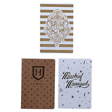 Harry Potter 3 Piece Journal Set NEW IN STOCK