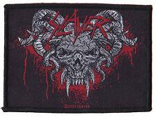 Slayer patche officiel écusson licence patch à coudre Trash Metal