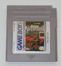 Castlevania Adventure (Nintendo Game Boy, 1990) R6788