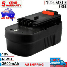 BLACK+DECKER HPB18-OPE2 18V NiCd Battery - 2 Pieces