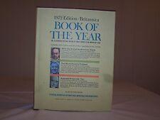 "Britannica ""Book of the Year"" 1972"