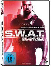 S.W.A.T. Staffel 3 Die Serie Neu und Originalverpackt 6 DVDs SWAT 3