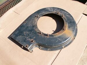 2002 craftsman 8.5 hp chipper cutter housing