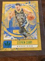 2018-19 Court Kings Jade #37 Stephen Curry - NM-MT