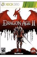 Dragon Age II XBOX 360/One Game Disc Only 15b 2 Rpg Fantasy