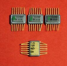 130TV1 = SN74H72 IC / Microchip USSR  Lot of 4 pcs