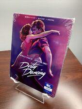Dirty Dancing Steelbook (4K UHD+Blu-ray+Digital) Factory Sealed SOLD OUT!