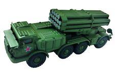 BM-27 URAGAN FABBRI TANKS COLLECTION 1:72 Scale Offer Price