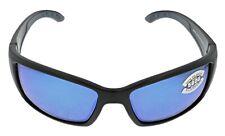 Costa Del Mar Blackfin Blue Mirror 580G Glass Lens Sunglasses BL 11 OBMGLP
