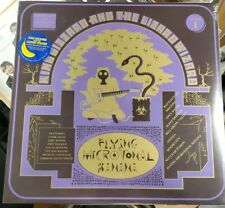 King Gizzard And The Lizard Wizard Flying Microtonal Banana Yellow Vinyl LP NM
