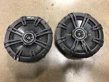 """Kicker 40CS654 Car Audio Coaxial 6 1/2"""" Speaker Pair CS65 (Used)"""