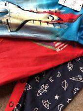 Next Baby Boys Sleepsuits 3 Pack 0-1 M Newborn Space Rocket Stars