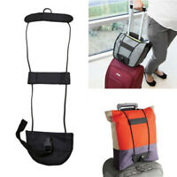 Luggage Belt With Bag Suitcase Easy Carry On Adjustable Strap Belt for Travel