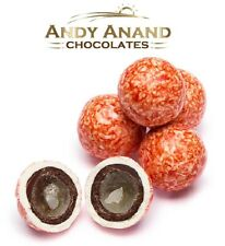Andy Anand Strawberry & Crème Cordials Delicious Gift Box With Free Air Shipping