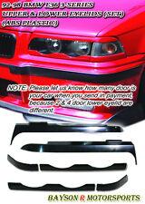 Kamei Style Eyelids Eyebrow (Upper + Lower) Fit (91-99 BMW E36 4dr)
