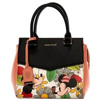 Loungefly Disney Minnie Mouse Flowers Crossbody Purse NEW IN STOCK