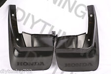 NEW FACTORY GENUINE OEM HONDA 90-91 CRX SI HX EF EF8 REAR MUD FLAP SPLASH GUARDS