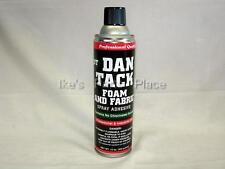 Foam & Fabric Spray Glue/Adhesive DAN TACK 10.2oz. Can