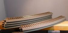 Roco HO 61123 geo-line Curved Track R3 (6xstk) Pack New & without original box