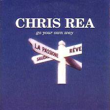 CD Single Chris REA Go your own way 2-Track card sleeve