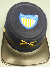 Civil War Hat Cap Union Sticker 100% Polyester Reproduction Small