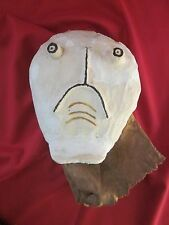 1989 KAMARATA INDIAN MASK Guyana Guayanan Highlands Venezuela Canaima Jungle