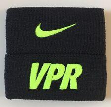 Nike Swoosh Vapor Bicep Bands Black/Volt Mens Women's OSFM