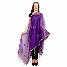 Womens Ethnic Long Indian Tradition Stole-Scarve Long -Shawl-duppatta-Scarf-Wrap