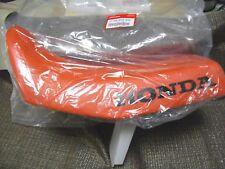 Honda  QR50 Genuine SHeet Red 77100-GF8-690 New Japan