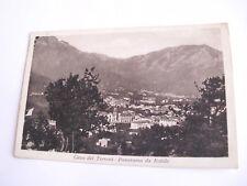 Salerno - Cava dei Tirreni panorama da Rotolo - spedita f. p.