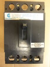 Challenger Cd 3 Pole 200 amp 240v Cd3200W Circuit Breaker Cd3200