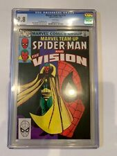Marvel Team-Up 129 CGC 9.8 W    tough black cover   Vision